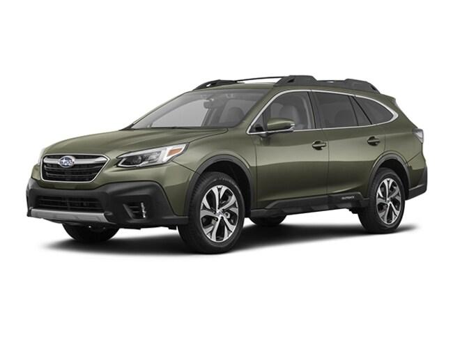 New 2020 Subaru Outback Limited SUV Near Indianapolis