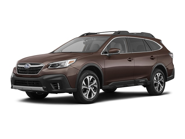 Featured new 2020 Subaru Outback Limited SUV for sale in Van Nuys, CA near Los Angeles