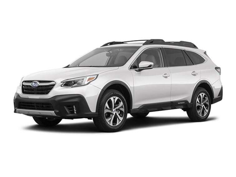 New 2020 Subaru Outback Limited SUV in Columbus