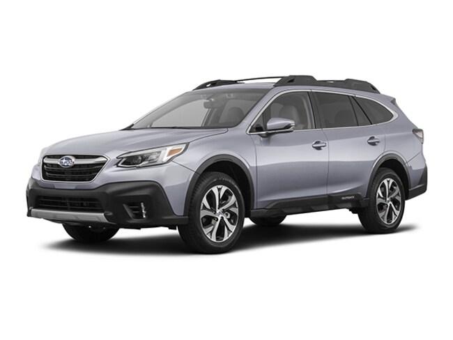 2020 Subaru Outback Limited WAGON