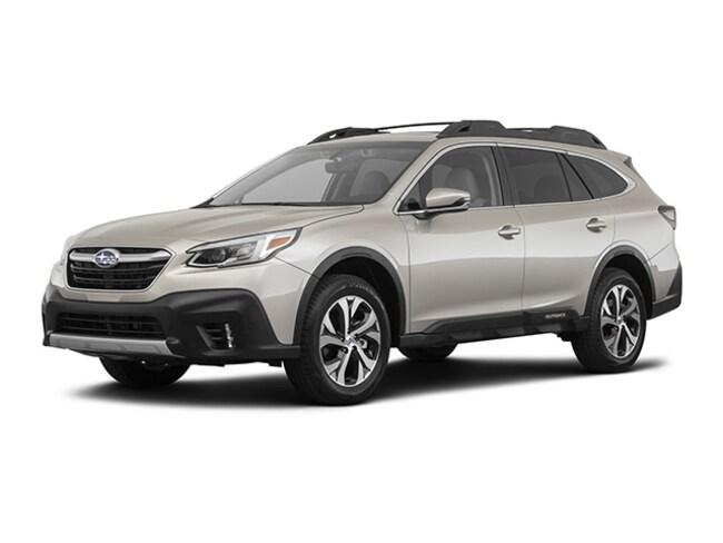 New 2020 Subaru Outback Limited SUV in San Luis Obispo, CA