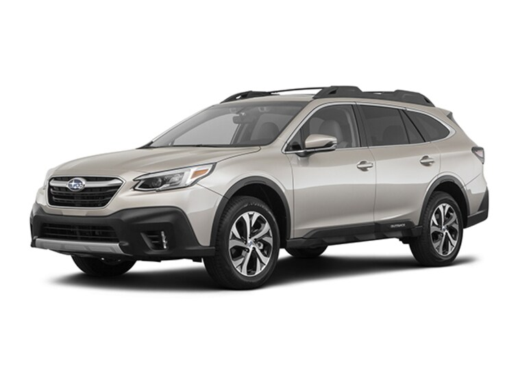 New 2020 Subaru Outback Limited SUV S9257 in Peoria, AZ
