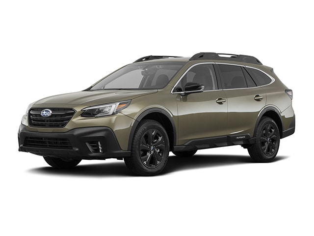 Featured New 2020 Subaru Outback Onyx Edition XT SUV for sale in Saint Cloud, MN