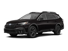 New 2020 Subaru Outback Onyx Edition XT SUV Colorado Springs