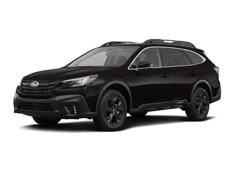 2020 Subaru Outback Onyx Edition XT SUV 4S4BTGKD1L3187806