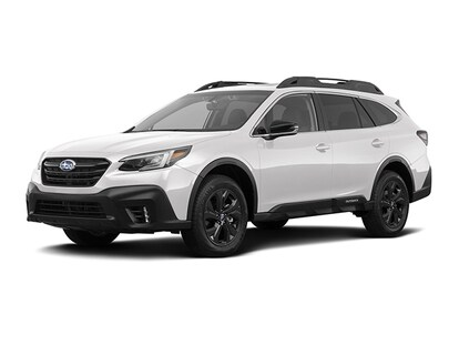 New 2020 Subaru Outback Onyx Edition Xt For Sale In Moon