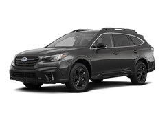 New 2020 Subaru Outback Onyx Edition XT SUV in Queensbury, NY