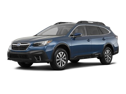 Featured new 2020 Subaru Outback Premium SUV for sale in Jacksonville, FL