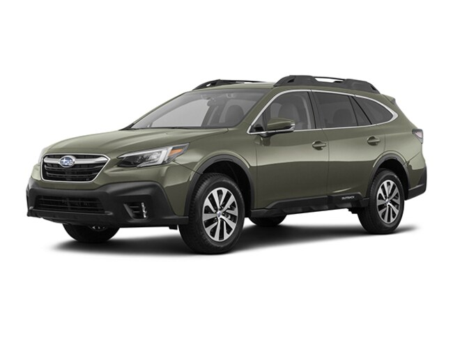 New 2020 Subaru Outback Premium SUV in Savannah, GA
