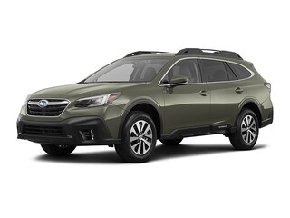 New 2020 Subaru Outback Premium SUV 4S4BTAEC2L3130174 for sale in Hamilton, NJ at Haldeman Subaru