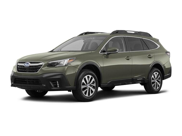 New 2020 Subaru Outback Premium SUV for sale in Concord, NC at Subaru Concord - Near Charlotte NC