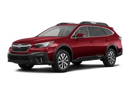 Featured New 2020 Subaru Outback Premium SUV for sale in Bellingham, WA