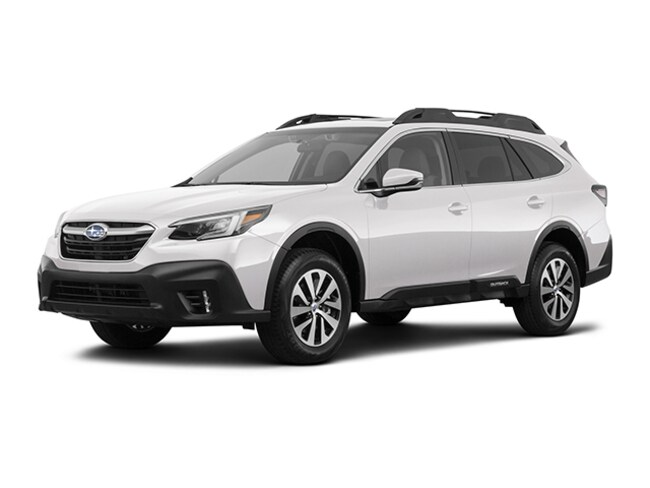 New 2020 Subaru Outback Premium SUV in San Luis Obispo, CA
