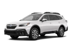 New 2020 Subaru Outback Premium SUV 4S4BTACC3L3207640 for Sale in Bay City, MI
