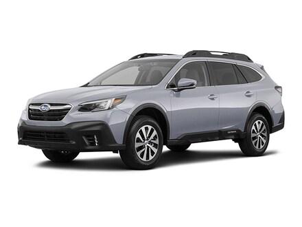 Featured new 2020 Subaru Outback Premium SUV for sale near Greenville, NC
