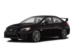New 2020 Subaru WRX STI Sedan S05847 in White Plains, NY
