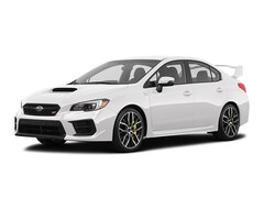 New 2020 Subaru WRX STI Sedan for sale in Huntington Beach, CA at McKenna Subaru