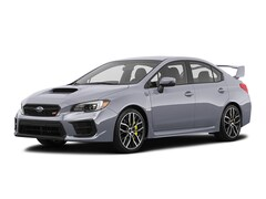 New Subaru Models 2020 Subaru WRX STI Sedan for sale in Carson City, NV