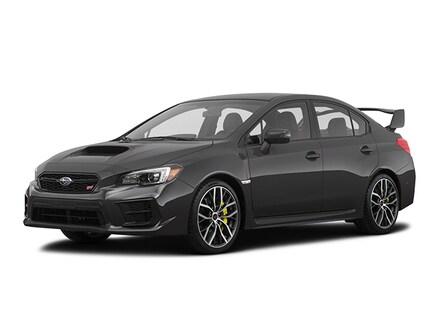 2020 Subaru WRX STI Sedan