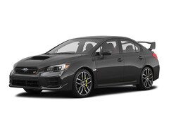 New 2020 Subaru WRX STI Sedan JF1VA2S68L9818744 in Jersey City