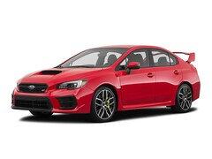 New 2020 Subaru WRX STI Sedan in Montrose CO