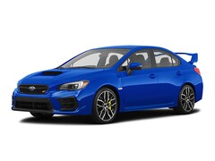 New 2020 Subaru WRX STI Sedan in Oklahoma City