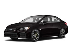 New 2020 Subaru WRX STI Limited - Lip Sedan in Brattleboro, VT