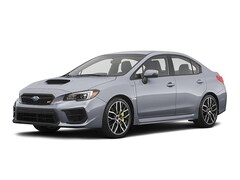 New 2020 Subaru WRX STI Limited - Lip Sedan Utica, NY