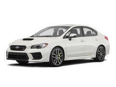 New 2020 Subaru WRX STI Limited with Wing Sedan for sale in Hudson, NH
