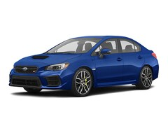 2020 Subaru WRX STI LTD 6MT Sedan
