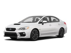 New 2020 Subaru WRX Base Trim Level Sedan near Portland, ME