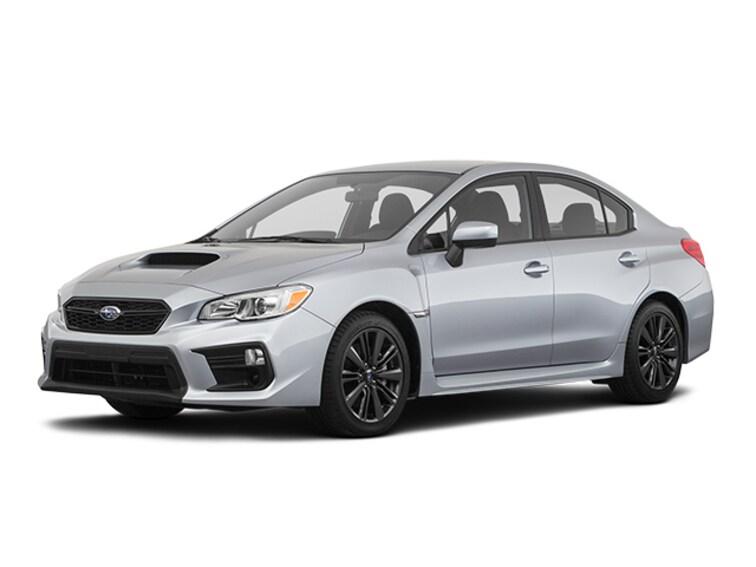 2020 Subaru WRX standard model Sedan