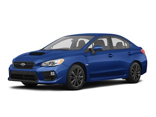 2020 Subaru WRX Base Trim Level Sedan JF1VA1A60L9823075
