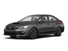 New 2020 Subaru WRX Base Model Sedan in Oklahoma City