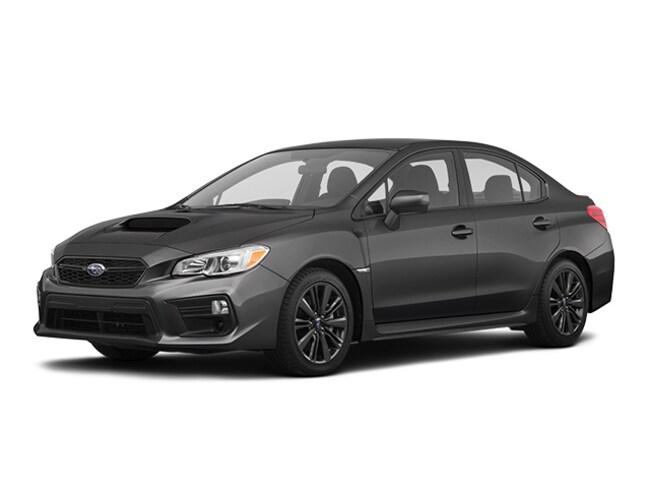 New 2020 Subaru WRX Base Model Sedan in Spokane Valley, WA