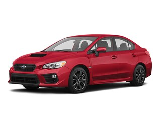 2020 Subaru WRX Base Trim Level Sedan JF1VA1A67L9822862