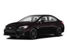 New 2020 Subaru WRX Limited Sedan For Sale in Tinton Falls