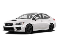 New 2020 Subaru WRX Limited Sedan in North Attleboro