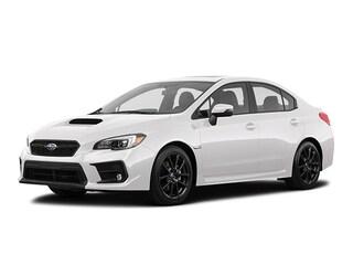 2020 Subaru WRX Limited Sedan