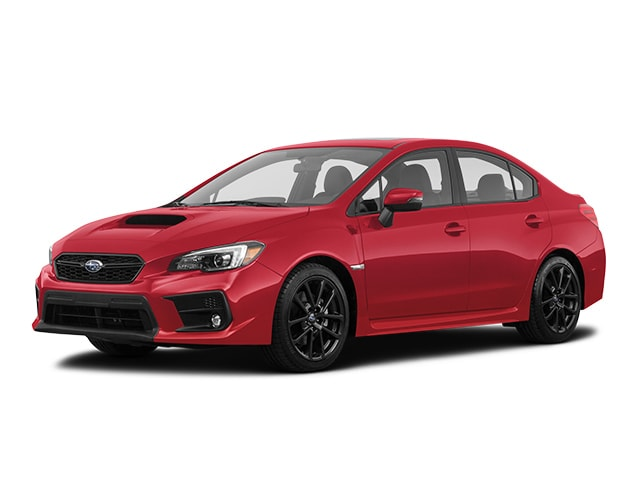 Featured New 2020 Subaru WRX Limited Sedan for Sale near San Francisco