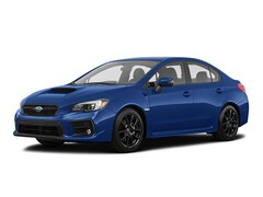 New 2020 Subaru WRX Limited Sedan in Knoxville, TN