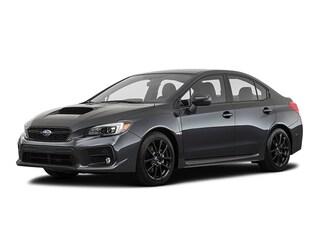 New 2020 Subaru WRX Limited Sedan Houston