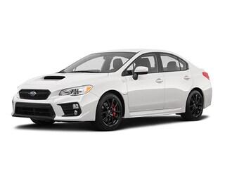 New 2020 Subaru WRX Premium Sedan