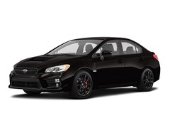 New 2020 Subaru WRX Premium Sedan near Portland, ME
