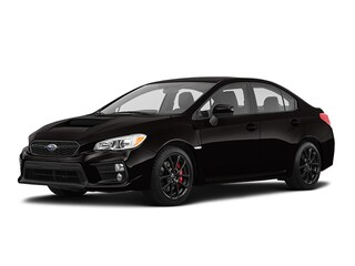 New 2020 Subaru WRX Premium Sedan in Tilton, NH