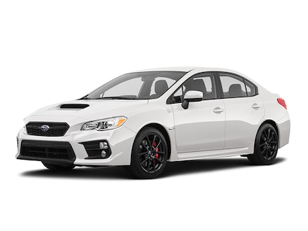 2020 Subaru WRX Premium Sedan For Sale near Sacramento, CA