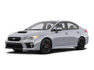 New 2020 Subaru WRX Premium Sedan SU859 in Webster, NY