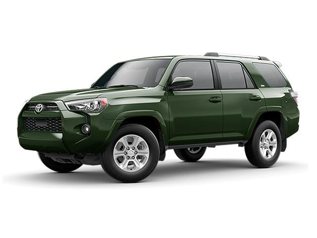 Toyota Suv Names >> 2020 Toyota 4runner Suv Digital Showroom Ciocca Toyota Of