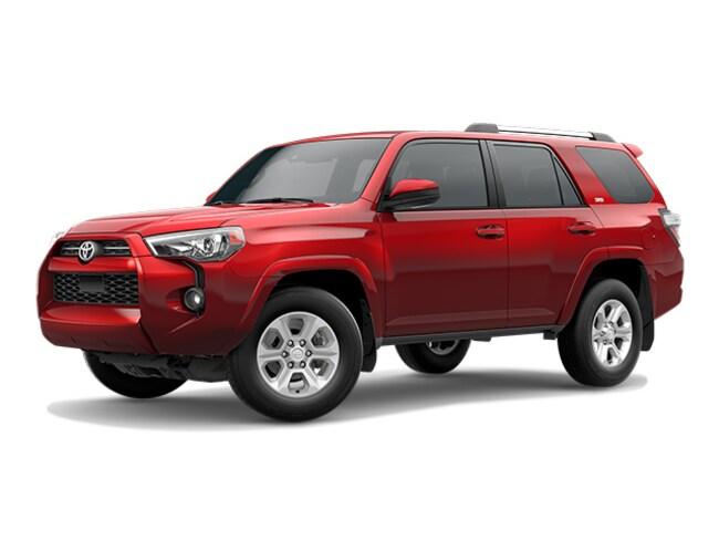 New 2020 Toyota 4Runner SR5 SUV dealer in Nampa ID - inventory