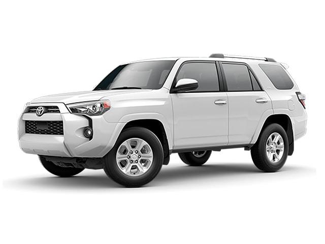 2020 Toyota 4Runner SR5 4WD V6 5A SUV